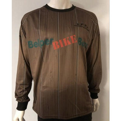Filthy Rides Custom Clothing BBB MTB Long Sleeved Jersey (Wood)