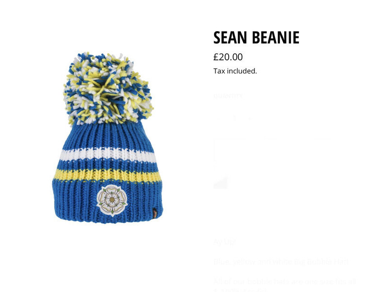 Big Bobble Hats Sean Beanie click to zoom image