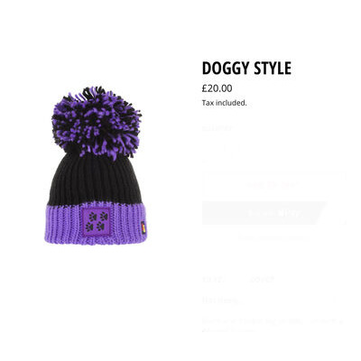 Big Bobble Hats Doggy Style