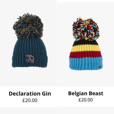 Big Bobble Hats Any Two BBHs for £36