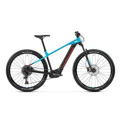 "Mondraker Prime 29"" Bike 2020 Black / Light Blue / Flame Red"