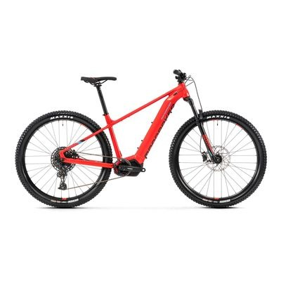 "Mondraker Thundra 29"" Bike 2020 Flame Red / Light Blue / Black"