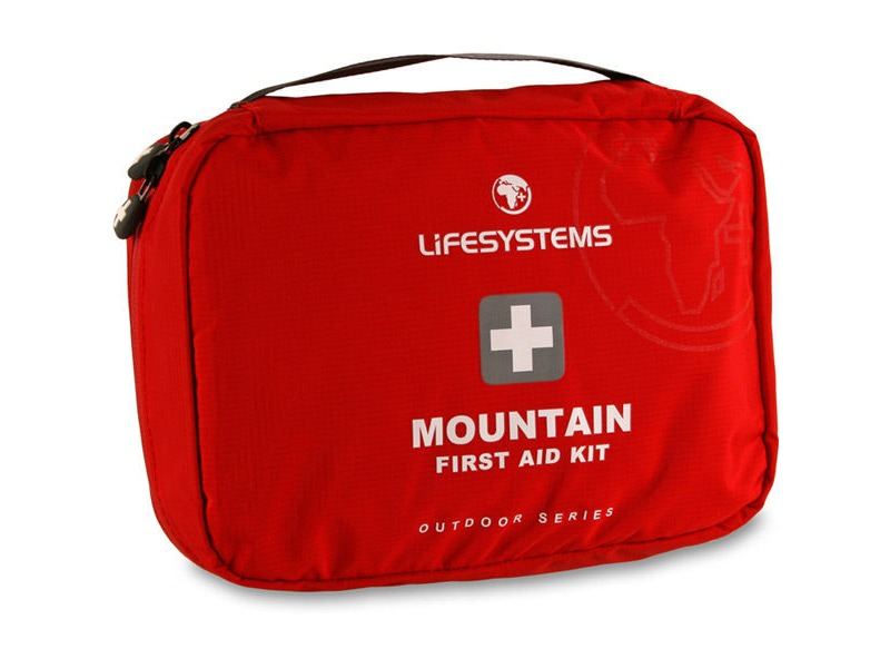 Lifesystems Mountain First Aid Kit click to zoom image