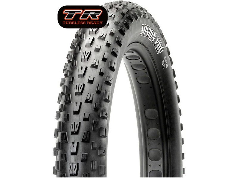 Maxxis Minion FBF 26x4.80 120TPI Folding Dual Compound EXO / TR click to zoom image