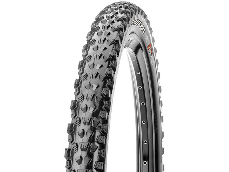 Maxxis Griffin DH 27.5x2.40 60TPI Wire 3C Maxx Grip click to zoom image