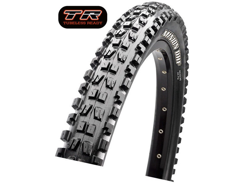 Maxxis Minion DHF 29x2.50 60TPI Folding Dual Compound EXO / TR click to zoom image
