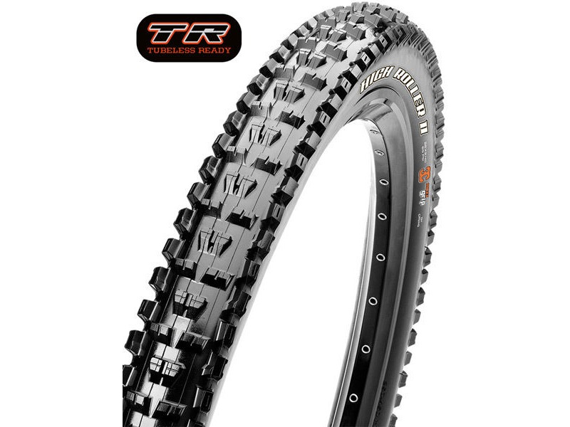 Maxxis High Roller II 27.5x2.8 120TPI Folding 3C Maxx Terra EXO / TR click to zoom image