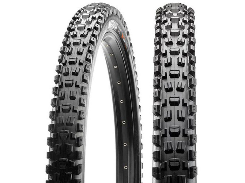 Maxxis Assegai 27.5 x 2.50WT 60 TPI Folding Dual Compound EXO/TR Tyre click to zoom image