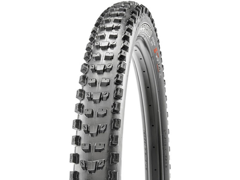 Maxxis Dissector DH 27.5 X 2.4 WT 60 TPI Folding 3C MaxxGrip TR click to zoom image