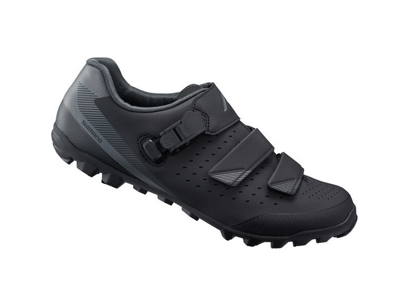 Shimano ME3 (ME301) SPD MTB shoes, black click to zoom image