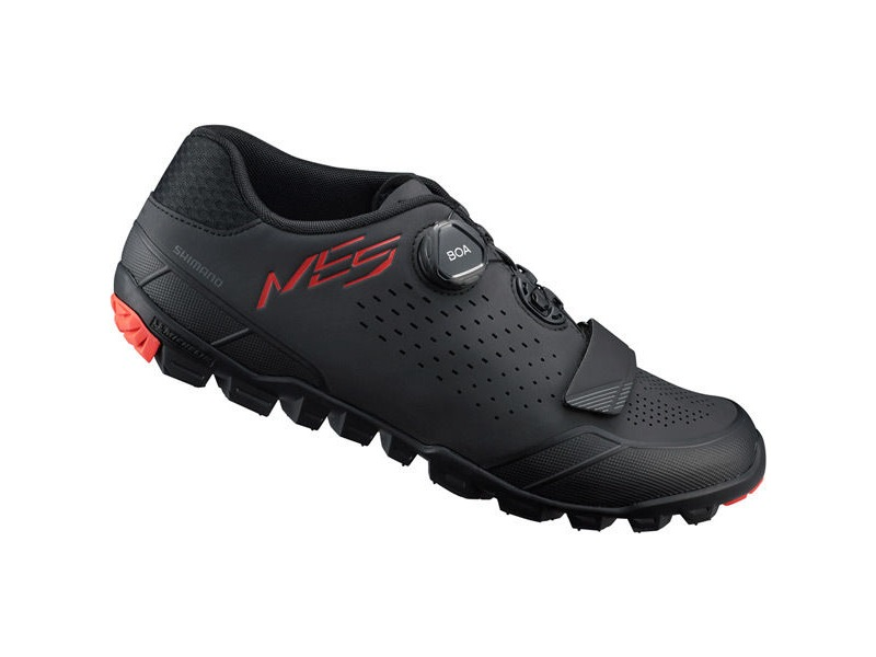 Shimano ME5 (ME501) SPD shoes, black click to zoom image