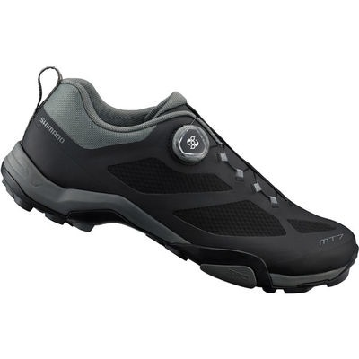 Shimano MT700 SPD MTB shoes, black