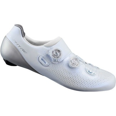 Shimano RC9 SPD-SL shoes, S-Phyre, white