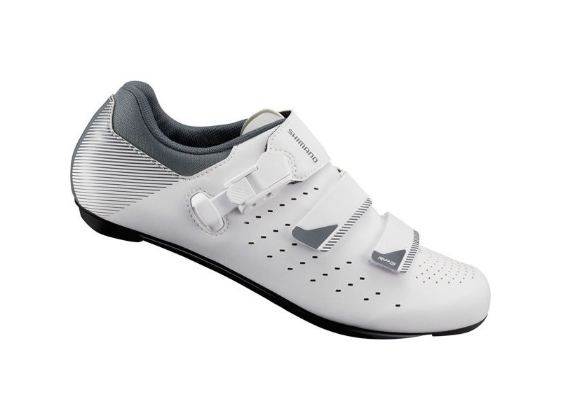 Shimano RP3 SPD-SL shoes, white click to zoom image