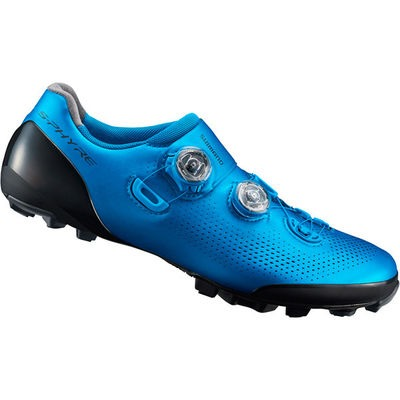 Shimano S-PHYRE XC9 (XC901) SPD Shoes, Blue