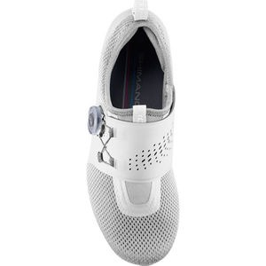 Shimano IC5W SPD Women's Shoes, White click to zoom image