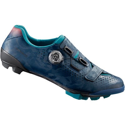Shimano RX8W SPD Women's Shoes, Navy