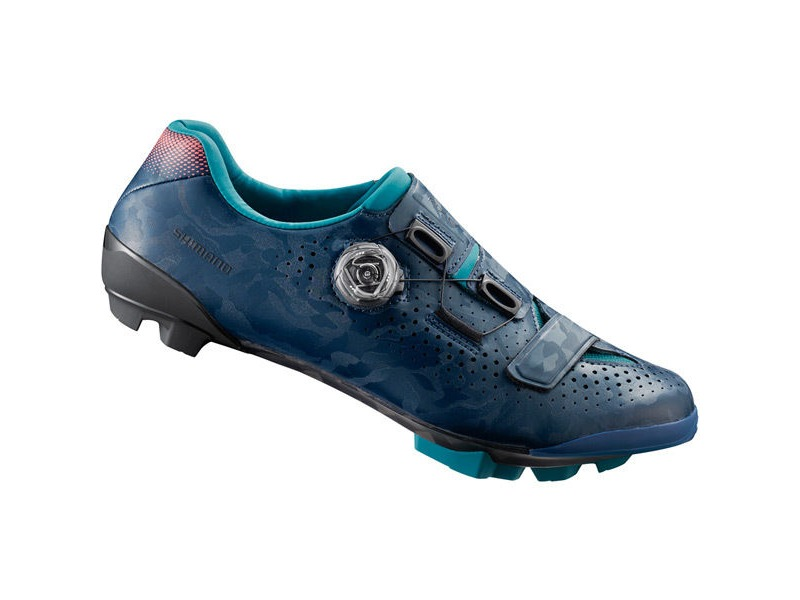 Shimano RX8W SPD Women's Shoes, Navy click to zoom image