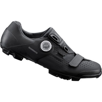 Shimano XC5 (XC501) SPD Shoes, Black