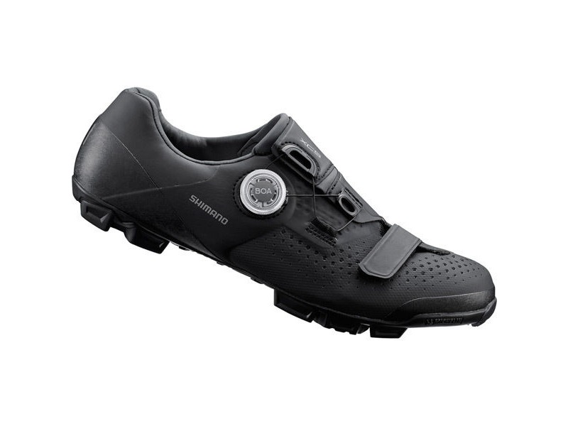 Shimano XC5 (XC501) SPD Shoes, Black click to zoom image