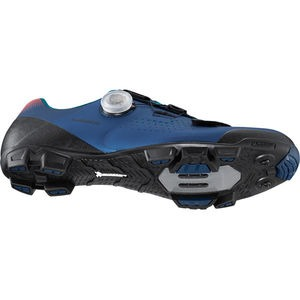 Shimano XC5W (XC501W) SPD Women's Shoes, Navy click to zoom image