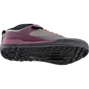 Shimano AM7W (AM702W) Women's SPD Shoes, Grey click to zoom image