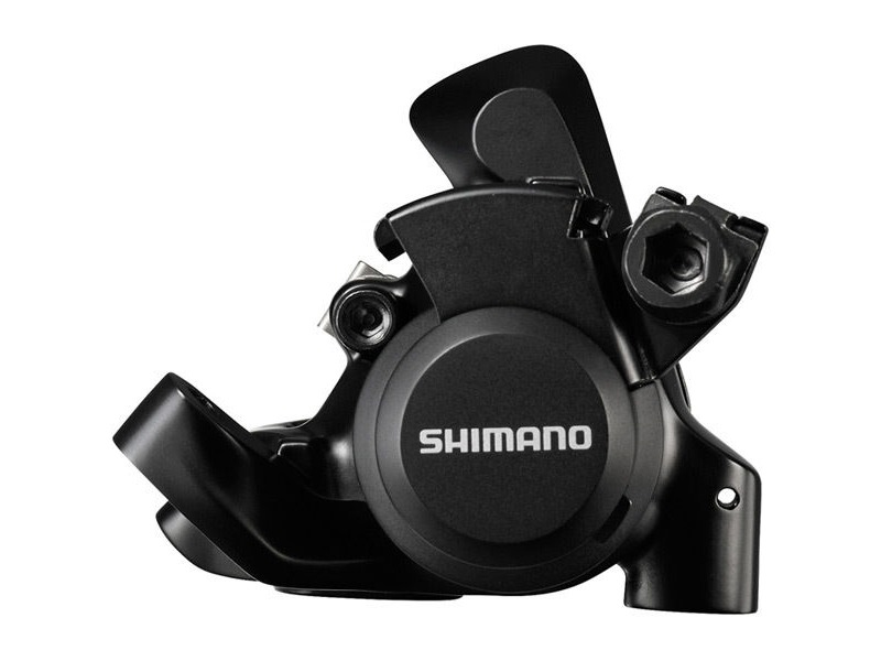 Shimano BR-RS305 flat mount calliper, without rotor or adapter, for 140/160 mm, front click to zoom image