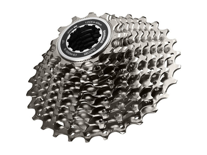 Shimano CS-HG500 10-speed cassette 11 - 34T click to zoom image