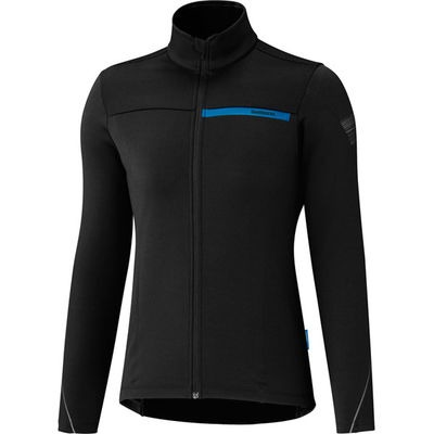 Shimano Clothing Women's - Thermal Winter Jersey Shimano - Black