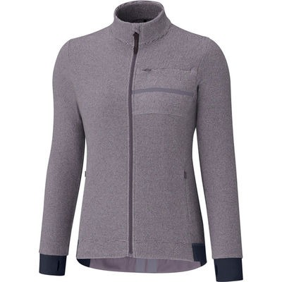Shimano Clothing Women's - Transit Fleece Jersey - Shark