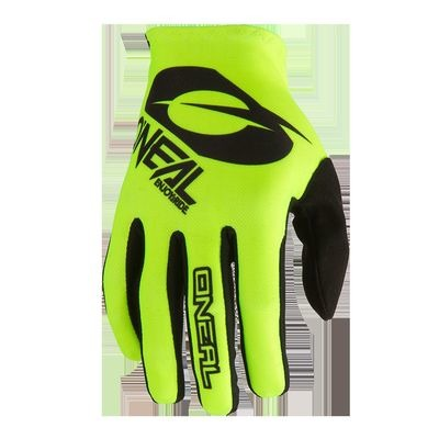 ONeal Matrix Glove Icon Large Yellow