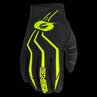 ONeal Element Gloves Black/Yellow