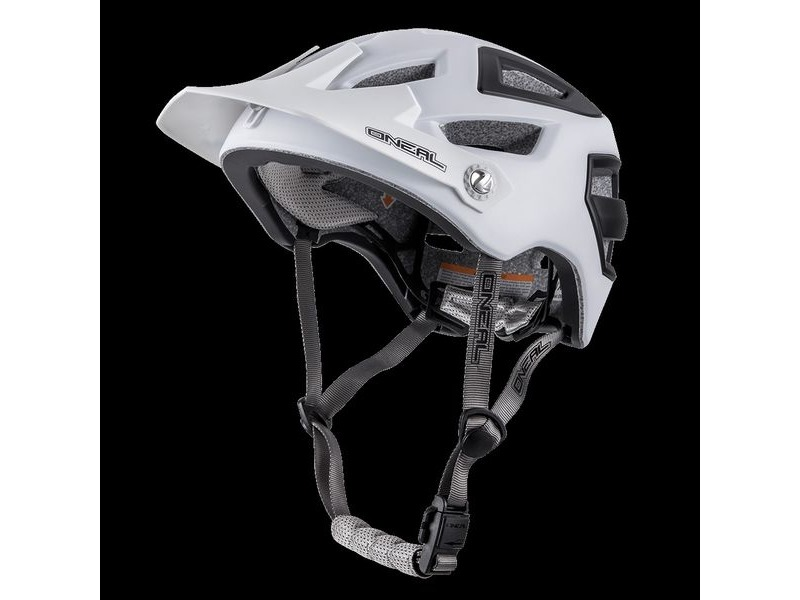 ONeal Pike MTB Helmet Black/White click to zoom image