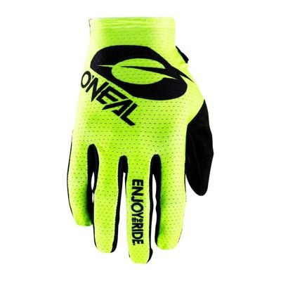 ONeal Matrix Glove Stacked Neon Yellow