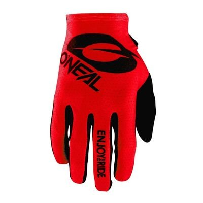 ONeal Matrix Glove Stacked Red