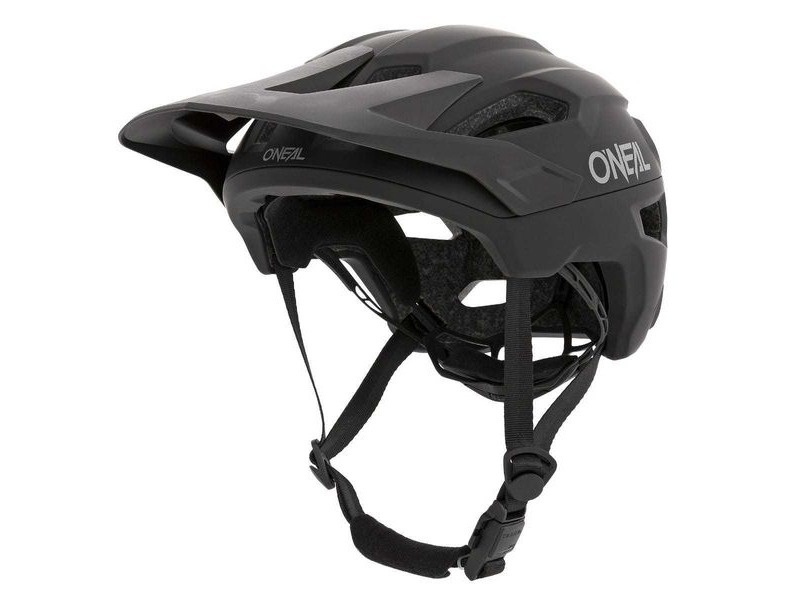 ONeal TRAILFINDER Helmet SOLID black click to zoom image