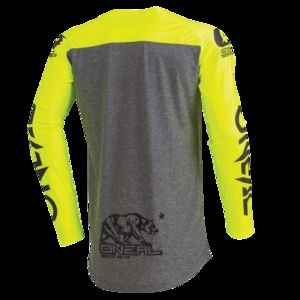 ONeal Mayhem Jersey Hexx Neon Yellow click to zoom image
