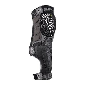 ONeal Sinner Hybrid Knee Pads Black/Grey click to zoom image