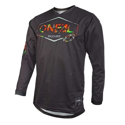 ONeal MAHALO Jersey LUSH black/multi