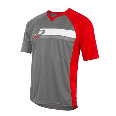 ONeal Pin It Jersey Grey/Red
