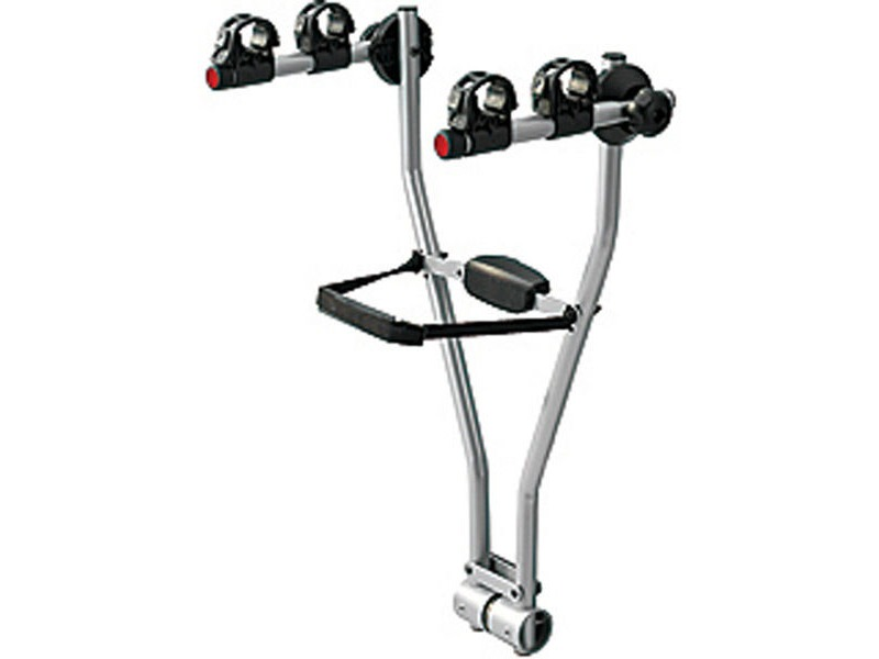 Thule 970 Xpress 2-bike towball carrier click to zoom image
