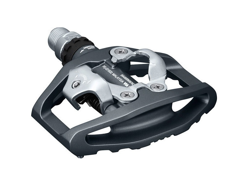 Shimano Pedals PD-EH500 SPD pedals click to zoom image