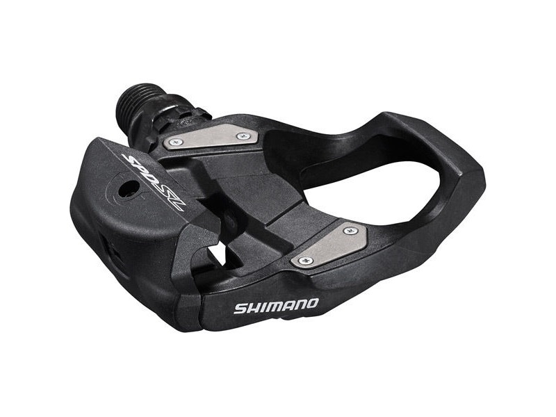 Shimano Pedals PD-RS500 SPD-SL pedal, black click to zoom image