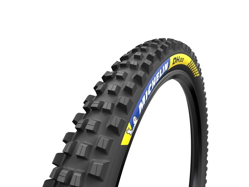 "Michelin DH 22 Tyre Black 27.5 x 2.40"" (61-584) click to zoom image"