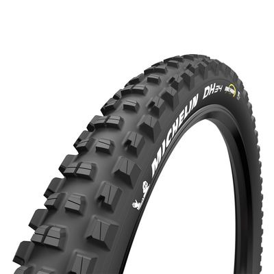 "Michelin DH 34 Bike Park Tyre Black 29 x 2.40"" (61-622)"