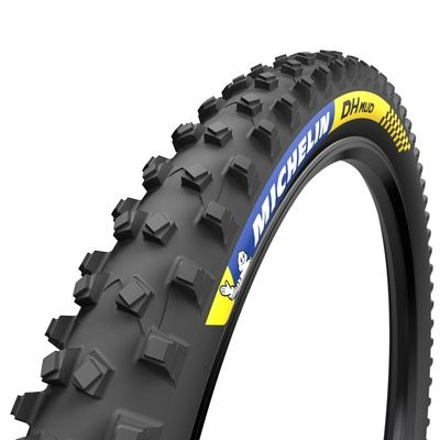 "Michelin DH Mud Tyre Black 27.5 x 2.40"" (61-584)"