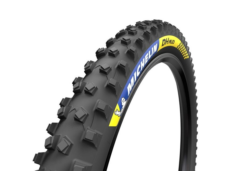 "Michelin DH Mud Tyre Black 27.5 x 2.40"" (61-584) click to zoom image"