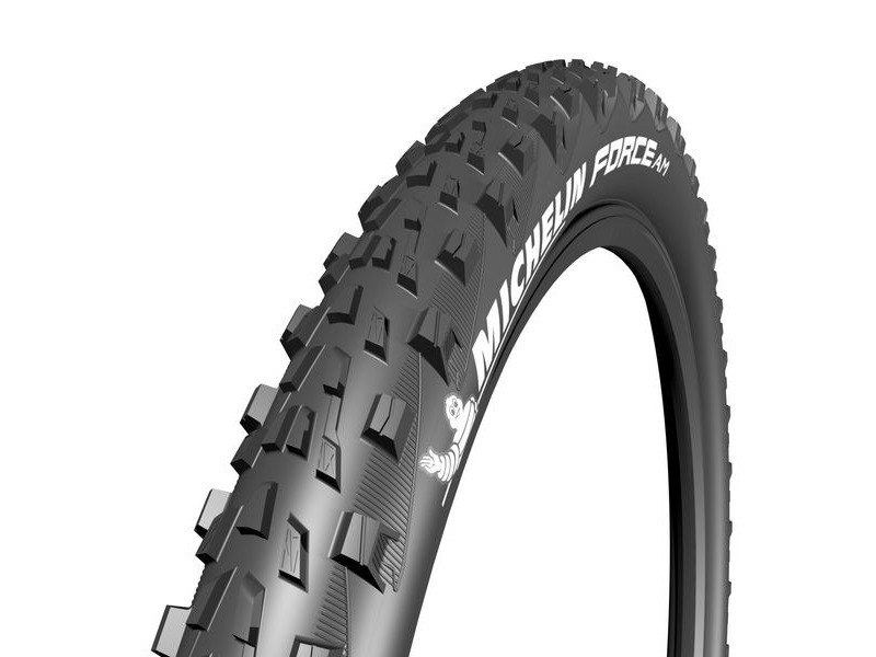 "Michelin Force AM Competition Line Tyre 27.5 x 2.35"" Black (58-584) click to zoom image"