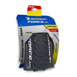 "Michelin Force AM Competition Line Tyre 27.5 x 2.80"" Black (71-584) click to zoom image"