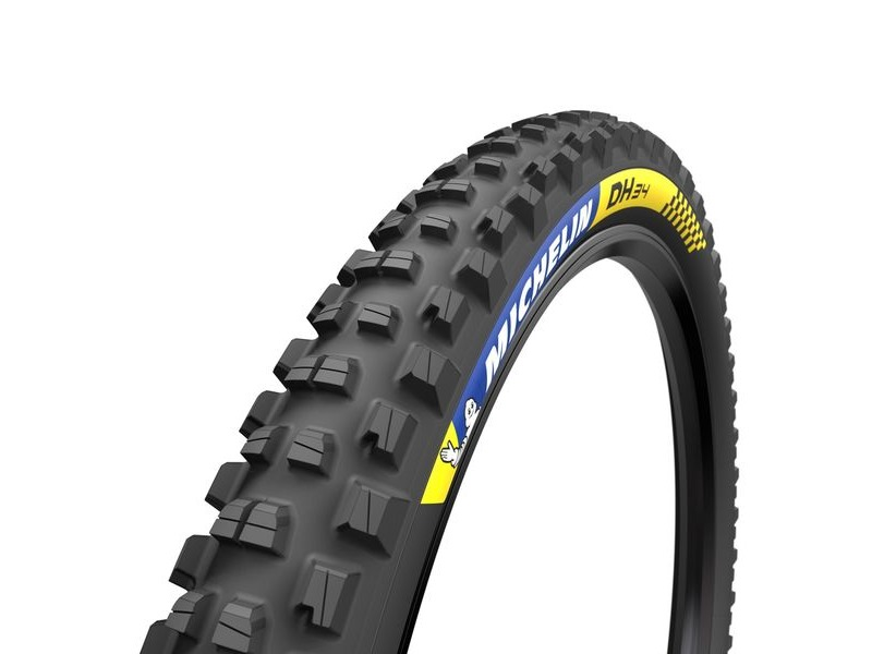 "Michelin DH 34 Tyre Black 27.5 x 2.40"" (61-584) click to zoom image"